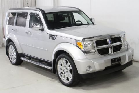 Pre-Owned 2010 Dodge Nitro SE RWD 4D Sport Utility