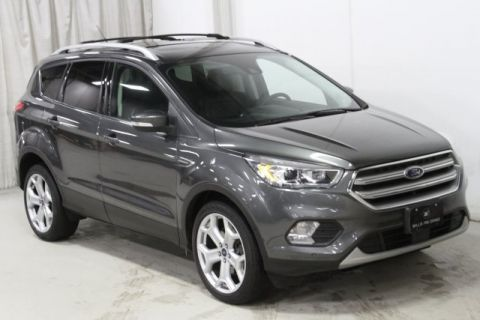 2017 Ford Escape Titanium