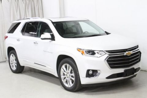 Pre-Owned 2018 Chevrolet Traverse Premier AWD 4D Sport Utility