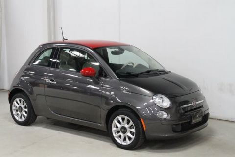 Pre-Owned 2017 FIAT 500 Pop FWD 2D Hatchback