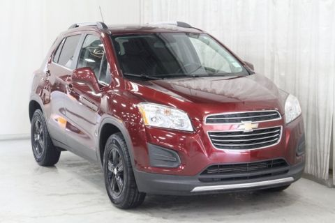 Pre-Owned 2016 Chevrolet Trax LT AWD 4D Sport Utility
