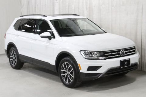 Pre-Owned 2019 Volkswagen Tiguan 2.0T SE AWD 4D Sport Utility