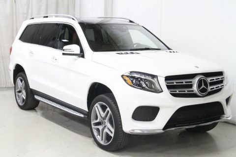 Pre-Owned 2019 Mercedes-Benz GLS GLS 550 4MATIC® 4D Sport Utility