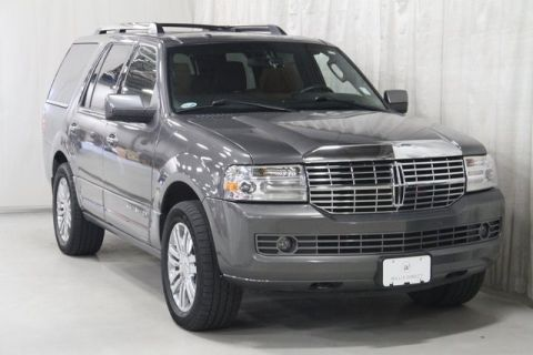 Pre-Owned 2014 Lincoln Navigator 4WD 4D Sport Utility