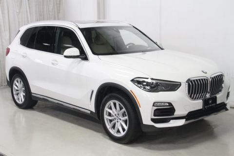 Pre-Owned 2019 BMW X5 xDrive40i AWD 4D Sport Utility