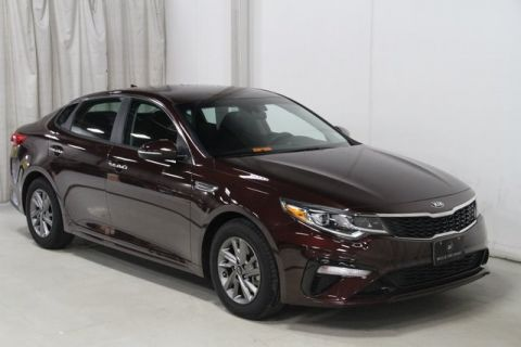 Pre-Owned 2019 Kia Optima LX FWD 4D Sedan