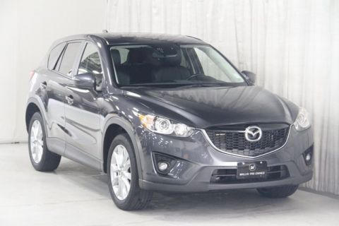 2015 Mazda CX-5 Grand Touring AWD with Navigation & Sunroof