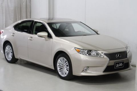 Pre-Owned 2013 Lexus ES 350 FWD 4D Sedan
