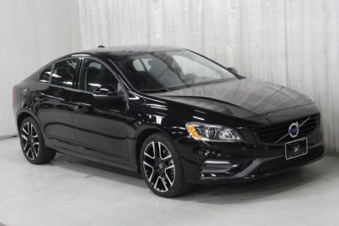 Pre-Owned 2017 Volvo S60 T5 Dynamic FWD 4D Sedan